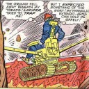 Prof X's amazing technicolor wheelchair!