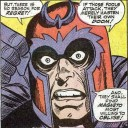 Magneto on a coffee bender!