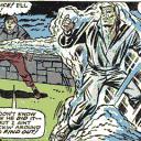 Iceman's first murder