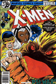 The Uncanny X-Men 117