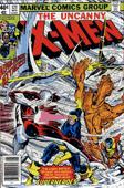 The Uncanny X-Men 121