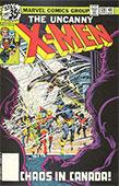 The Uncanny X-Men 120