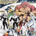 Introducing your 1979 Alpha Flight line up!