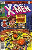 The Uncanny X-Men 123
