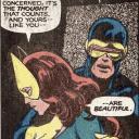 Cyclops' first plan to eliminate Phoenix: Strangulation.