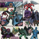 The X-Men Rogues Gallery