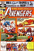The Avengers Annual 10