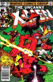 The Uncanny X-Men 160
