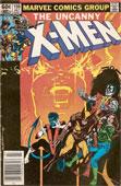 The Uncanny X-Men 159
