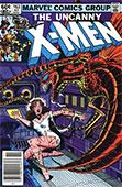 The Uncanny X-Men 163