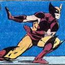 Wolverine goes vogue.