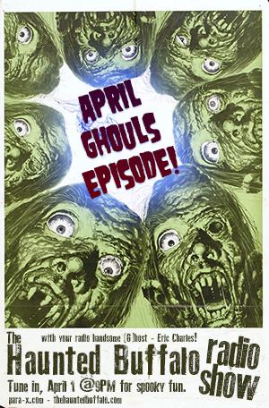 April Ghouls