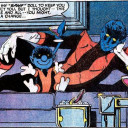 Nightcrawler not being sexy