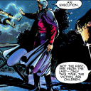 Magneto's Geometrically Inefficient Coffin