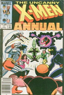 The Uncanny X-Men Annual 7