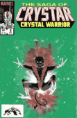 The Saga of Crystar Crystal Warrior 6