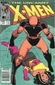 The Uncanny X-Men 177