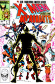 The X-Men and the Micronauts 1