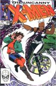 The Uncanny X-Men 180