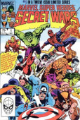 Marvel Super Heroes Secret Wars 1