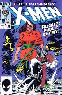 The Uncanny X-Men 185