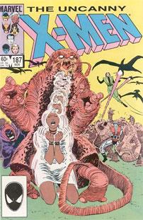 The Uncanny X-Men 187