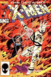 The Uncanny X-Men 184