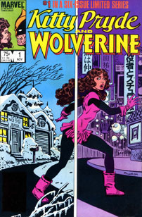 Kitty Pryde and Wolverine 1