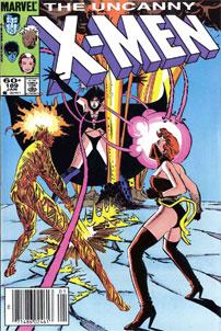 The Uncanny X-Men 189