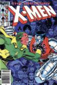 The Uncanny X-Men 191