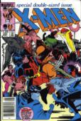 The Uncanny X-Men 193
