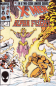 X-Men and Alpha Flight 1