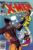 The Uncanny X-Men 195