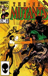 New Mutants 30