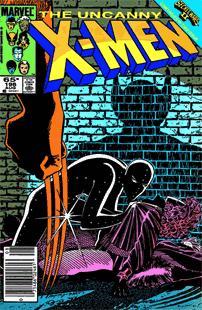 The Uncanny X-Men 196