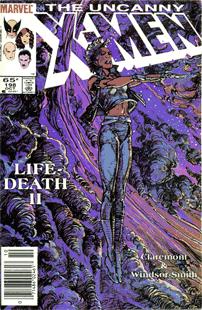The Uncanny X-Men 198