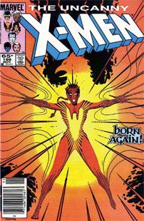The Uncanny X-Men 199