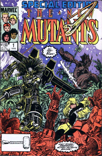 The New Mutants Special Edition 1
