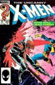 The Uncanny X-Men 201