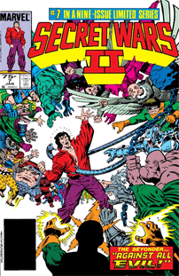 Secret Wars II 7