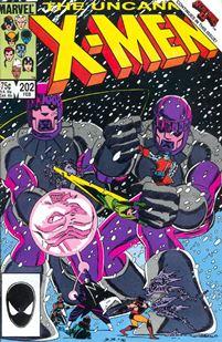 The Uncanny X-Men 202