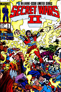 Secret Wars II 9