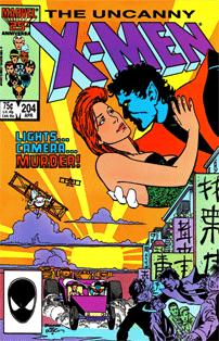 The Uncanny X-Men 204