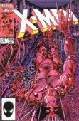 The Uncanny X-Men 205