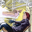 Rachel Summers throws a tantrum