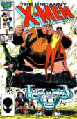 The Uncanny X-Men 206