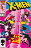 The Uncanny X-Men 208