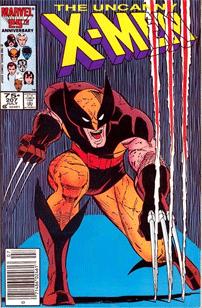 The Uncanny X-Men 207